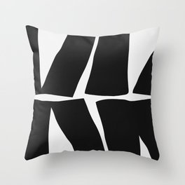 In Need For Support Throw Pillow