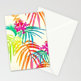 Bright Tropical Stationery Cards