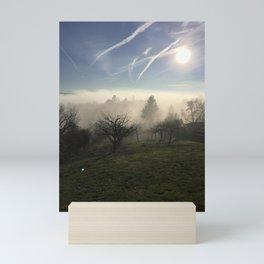 Fog Mini Art Print