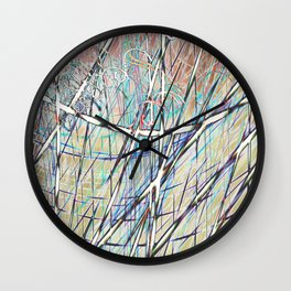 SL Candy Wall Clock