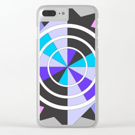 Wind Vane by Freddi Jr Clear iPhone Case