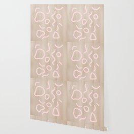 Pink Confetti Wallpaper