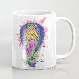 AP105 Hot air baloon Coffee Mug