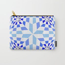 Tribute to Vasarely 12 Carry-All Pouch