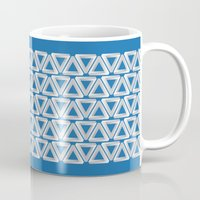 escher Mugs featuring Escher #005 by rob art | simple