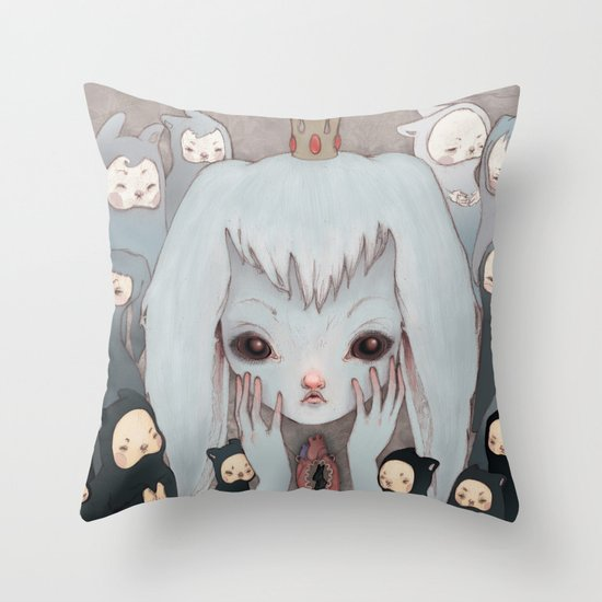 Not All Fun and Games Throw Pillow