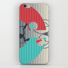 The battle for Zion iPhone & iPod Skin