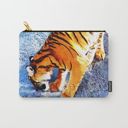 Tiger Investigations Carry-All Pouch