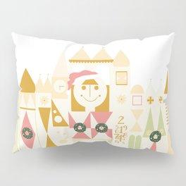 Christmas Happy Castle Pillow Sham