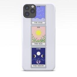 Trio of Tarot iPhone Case