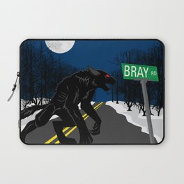 The Beast of Bray Road Laptop Sleeve
