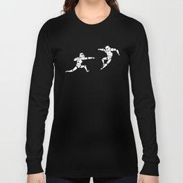 Stormtroopers Swordfencing Long Sleeve T-shirt