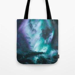 Aurora Borealis XX Tote Bag
