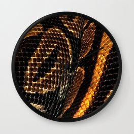 SNAKING Wall Clock