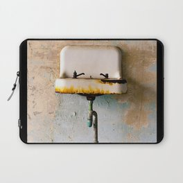 Rusted Sink Laptop Sleeve