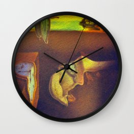 The Persistence of Memory  Wall Clock
