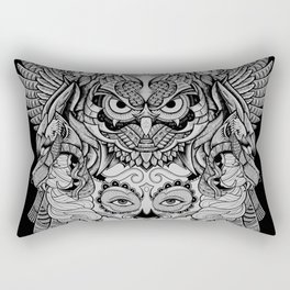 The Eldest Daughter II  Rectangular Pillow