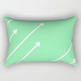 ONWARD AND UPWARD Rectangular Pillow