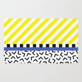 Memphis pattern 85 Rug