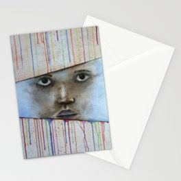 through the colors of life Stationery Cards