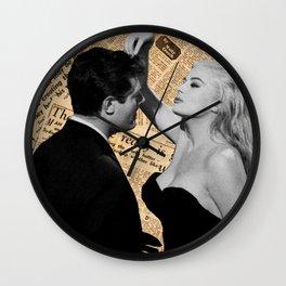 La Dolce Vita Wall Clock