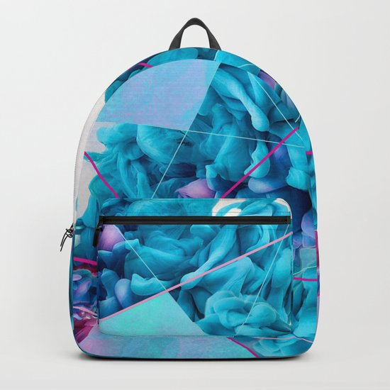 INK Cld Neon Backpack