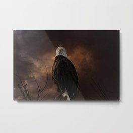 Mighty and Proud Metal Print