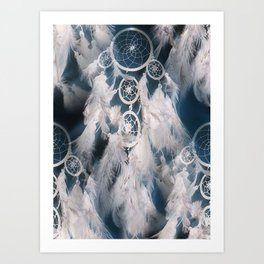 Pure Dreams Art Print