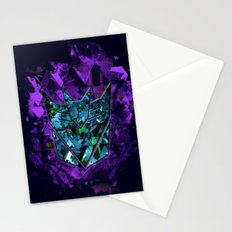 Decepticons Abstractness - Transformers Stationery Cards