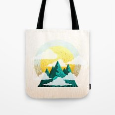 Mother Fucking Nature Tote Bag