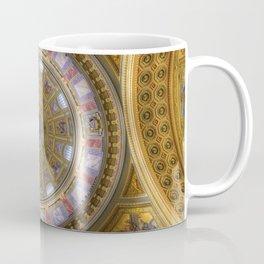 St Stephens Basilica Budapest Coffee Mug