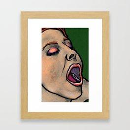 Stacy Framed Art Print