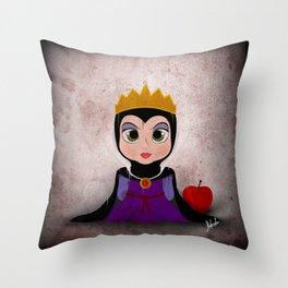 Villain Kids, Series 1 - Evil Queen Throw Pillow