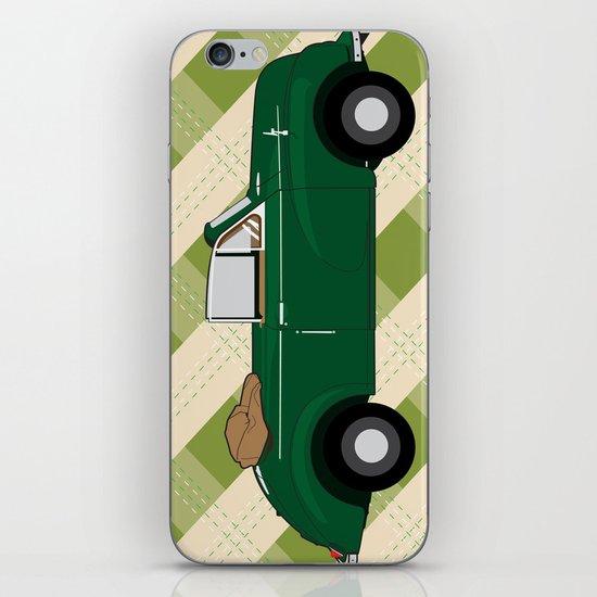 Minor iPhone & iPod Skin