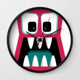 Bubble Beasts: Beastly Bubblegum Breath Freshener Wall Clock