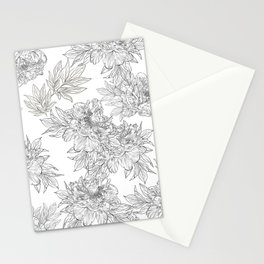 Graphic pion Stationery Cards