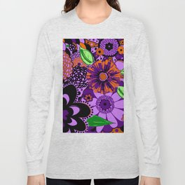 Flowers To Go Long Sleeve T-shirt