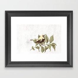 the Mokingbird Framed Art Print