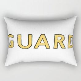 Guard Rectangular Pillow