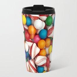 Peppermints and Gumballs Travel Mug
