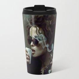 Marla Singer (remaining men together) Travel Mug