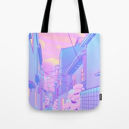 Osaka Morning Tote Bag