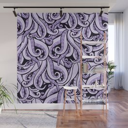 Ursula The Sea Witch Inspired Wall Mural