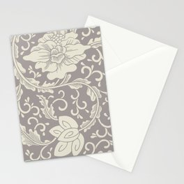 Chinese Neo-Retro Pattern IX Stationery Cards