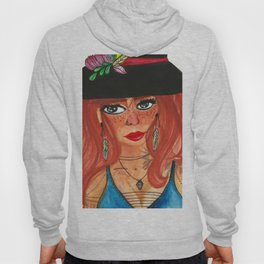 Witch - Tilda Hoody