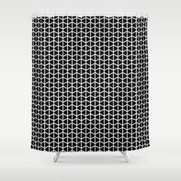 BlackSide Shower Curtain