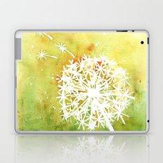 Dandelion Wishes Laptop & iPad Skin