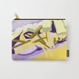 Abstract Submarine Carry-All Pouch