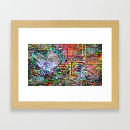 Mind's Eye 1 Framed Art Print