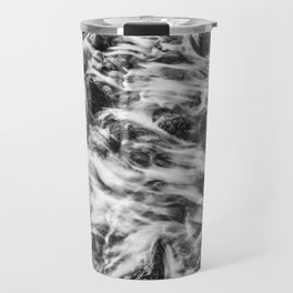 Colorless Slow Motion Travel Mug